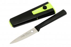 澳洲STAYSHARP專利磨刀鞘+削皮刀