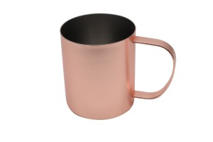 德國法克漫不鏽鋼馬克杯(玫瑰金)