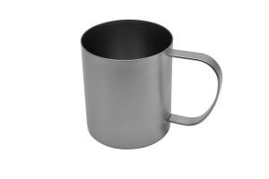 德國法克漫不鏽鋼馬克杯(黑)